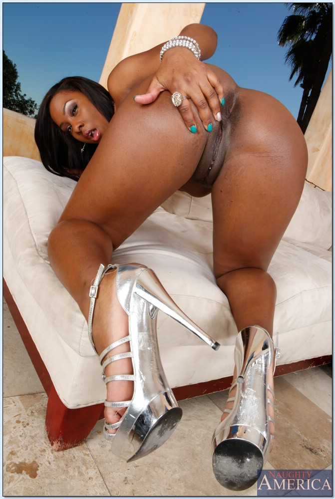 Ebony star miss platinum in ebony xxx 7