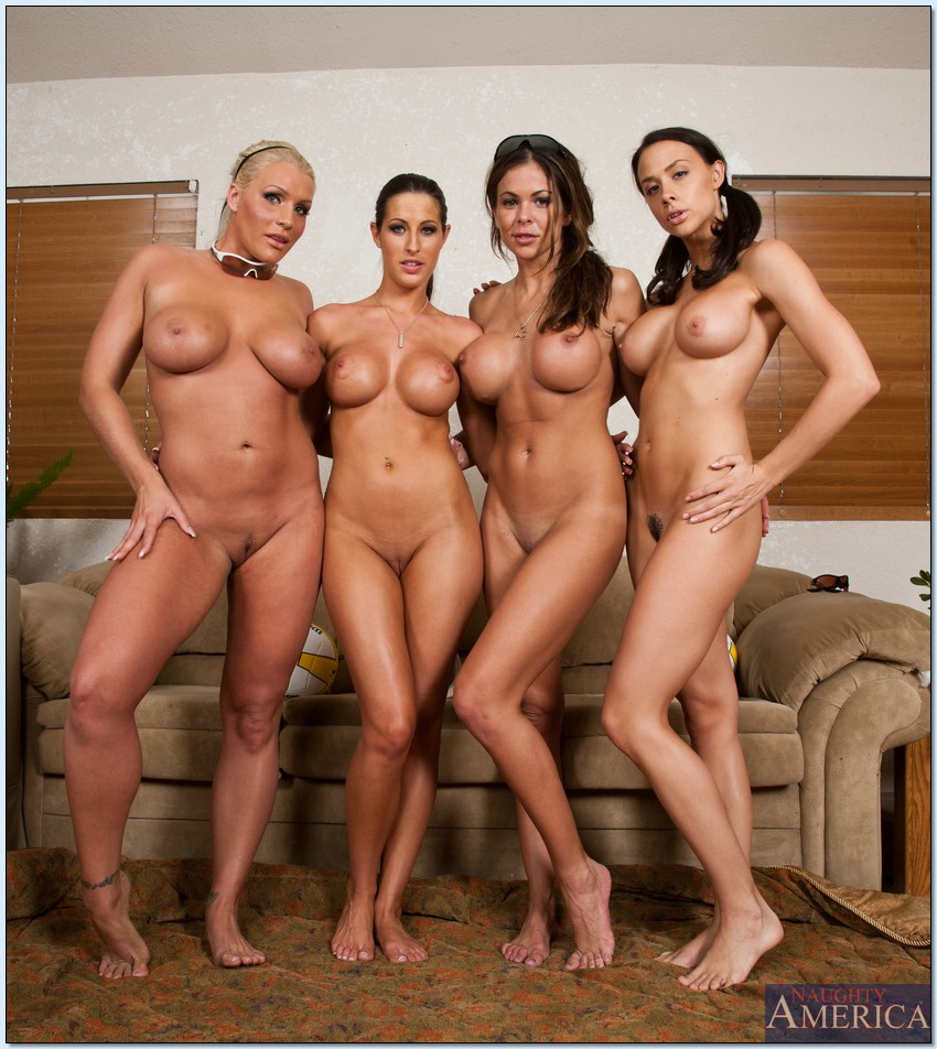 nude sex team
