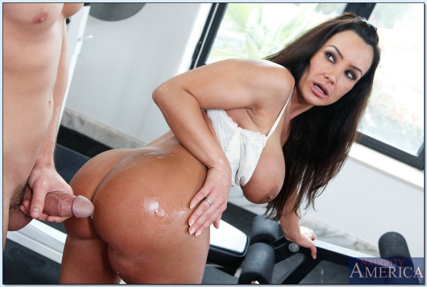 Ann workout lisa anal