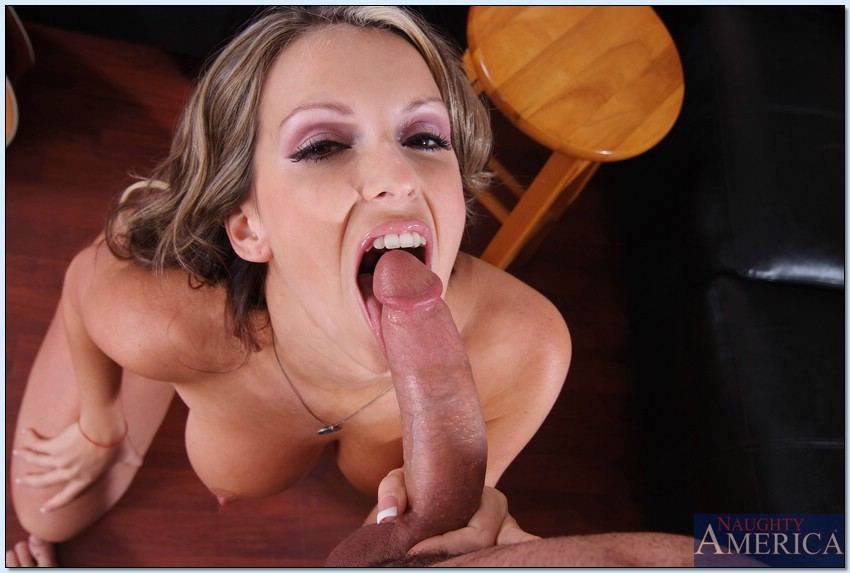 Adorable MILF Courtney Cummz gives up her booty for deep penetration