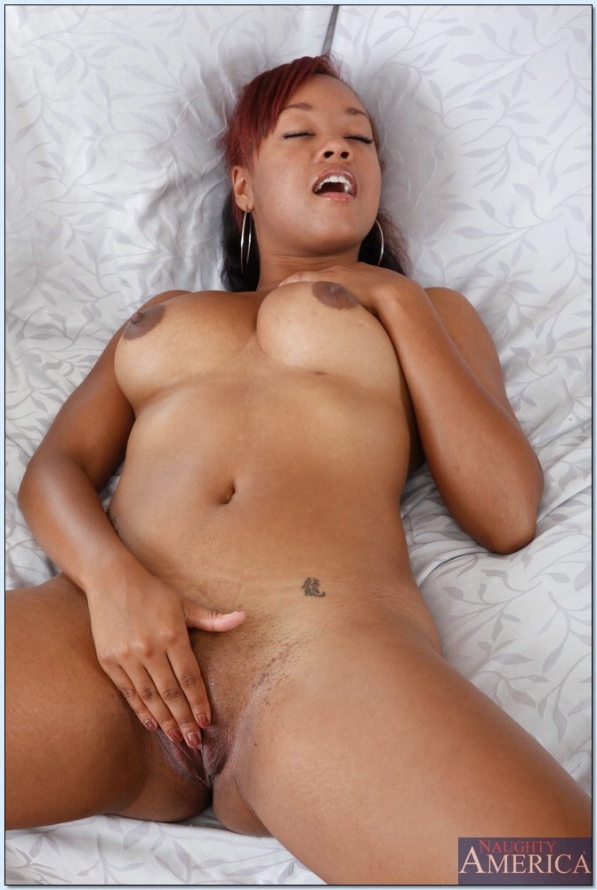 Naked congo sexy lady black