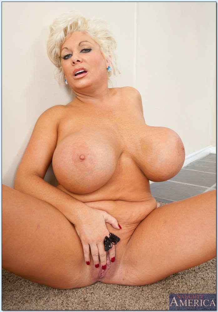 Bbw blonde milf nude butthole think, that