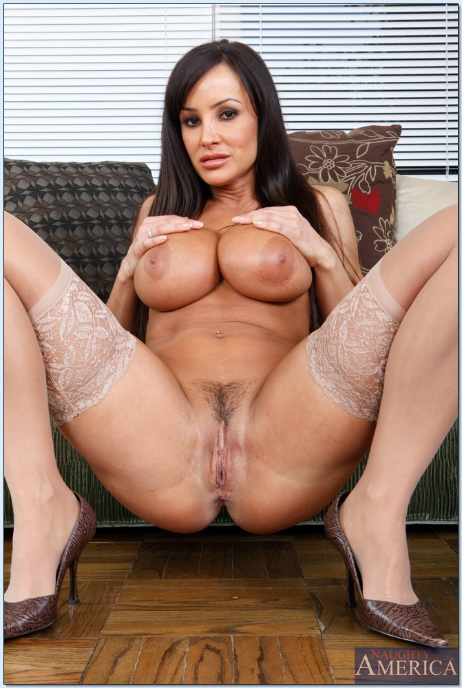 Big ass naked lisa ann your