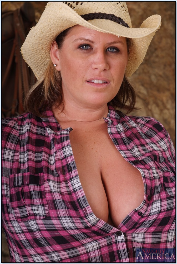 big tits country girl