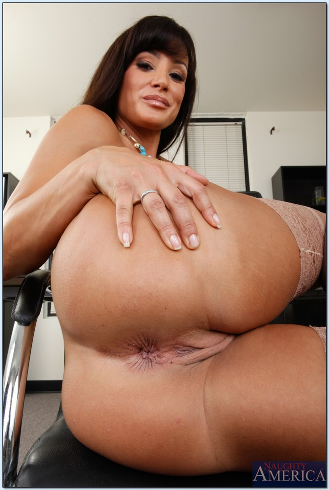 Porn lisa ann ass