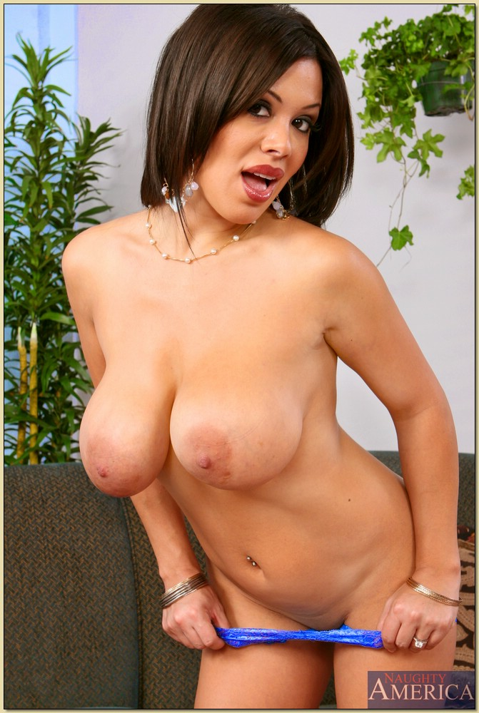 Naked sienna west
