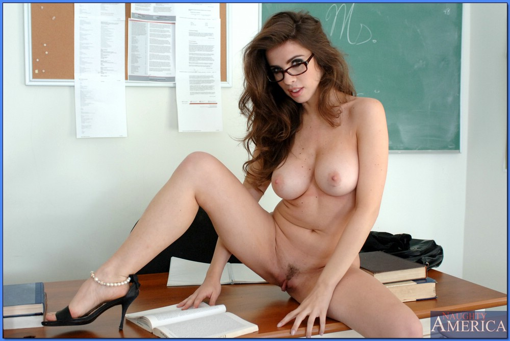 The teacher nudes — 12
