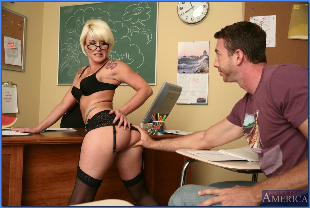 Mature sex with teacher #14
