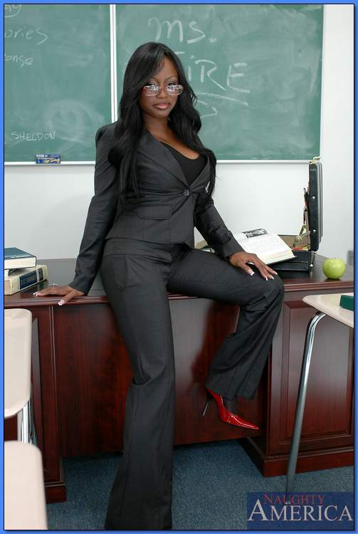 Jada Fire First Sex Teacher
