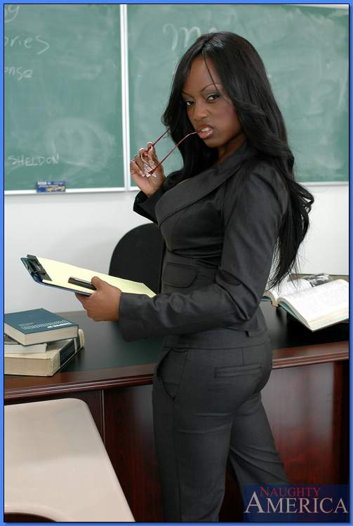 Black Milf Teacher