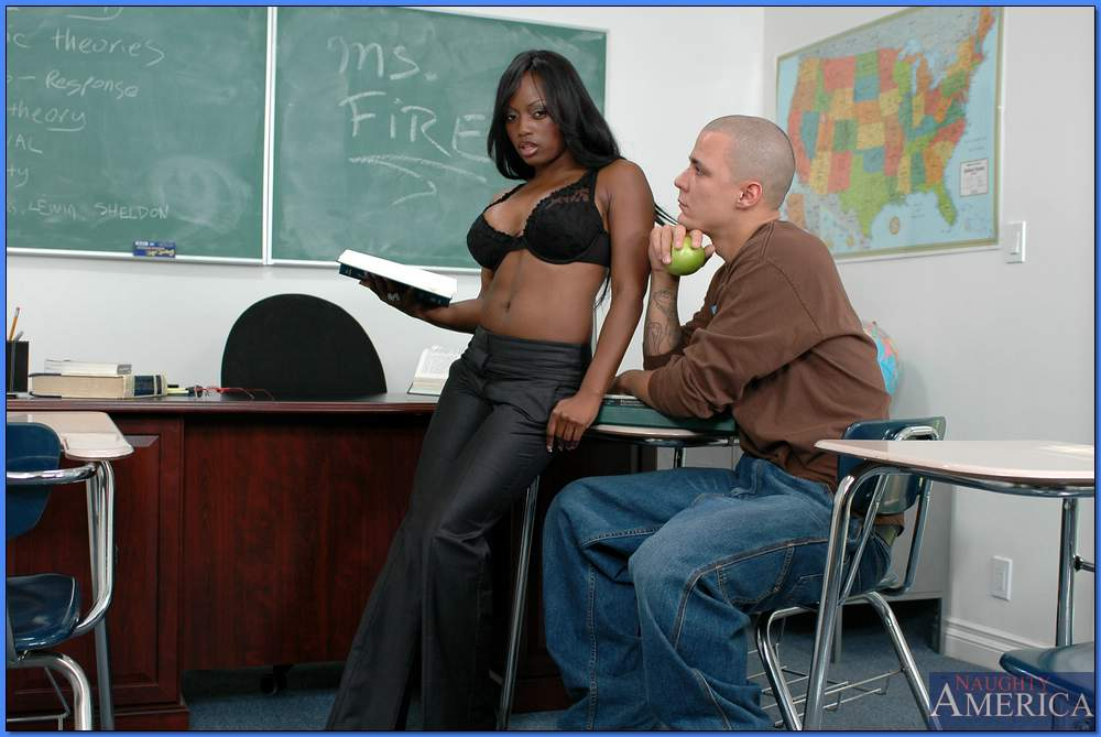 Jada Fire Sex Teacher