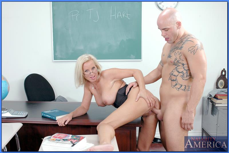 Tj hart my first sex teacher