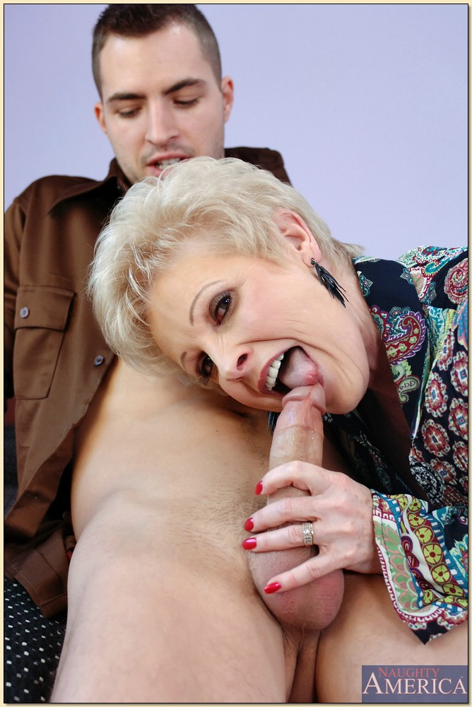 My granny s friend loves my cock 5