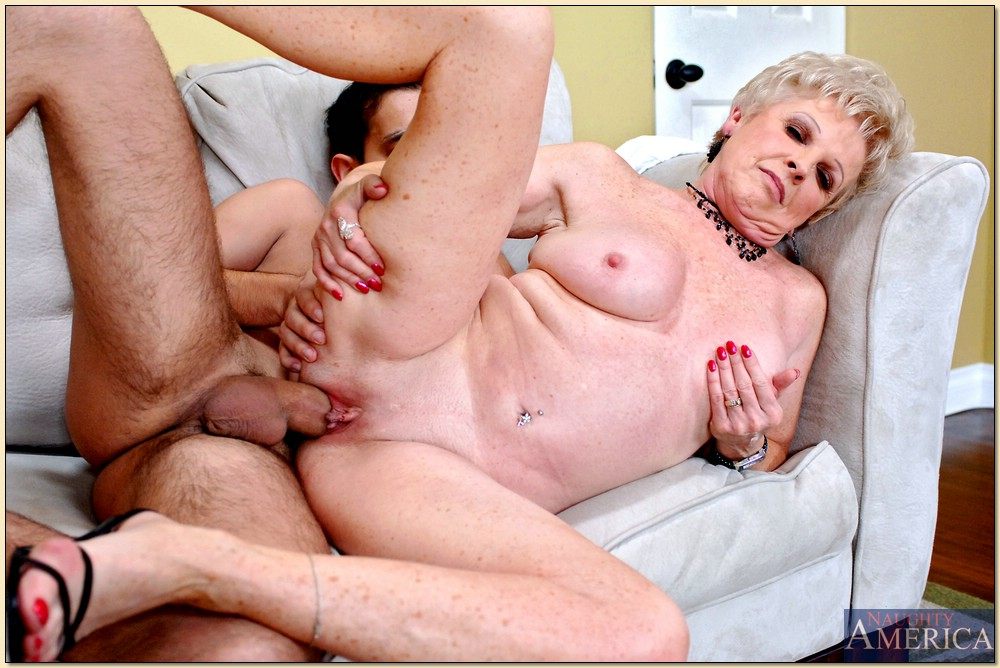 Granny mrs jewell porn apologise, but