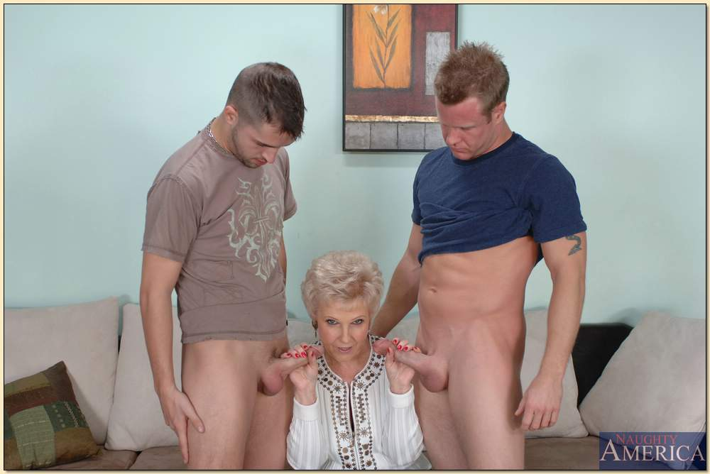 Hot ass banging action with nathan gear and chad hayden