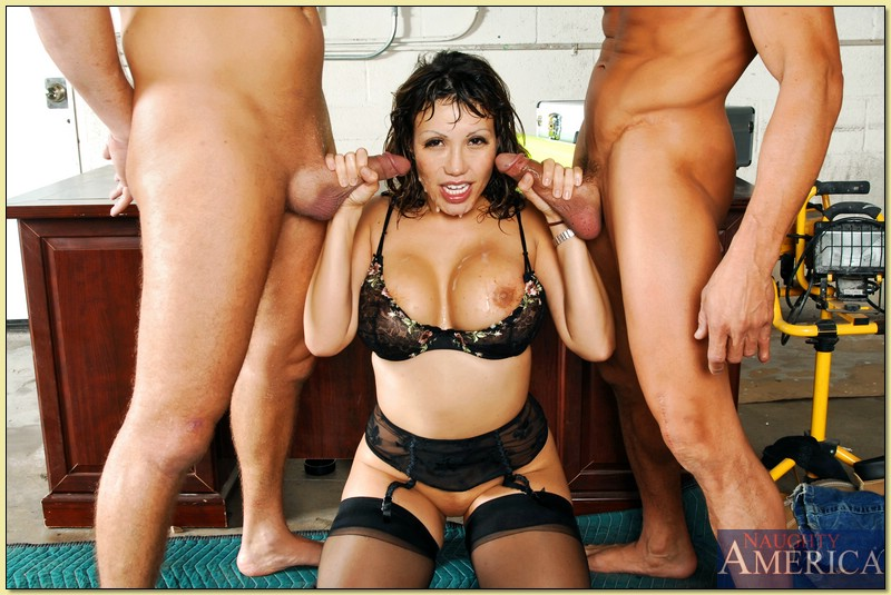 Lisa ann sean michaels anal