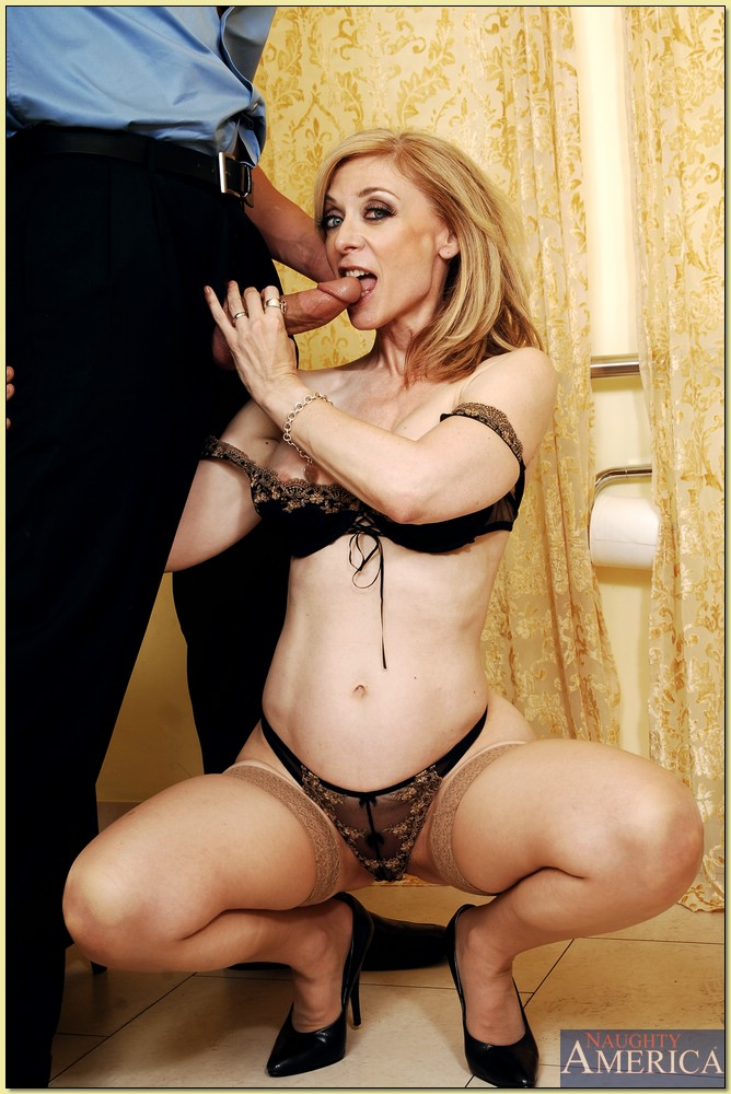 You Nina hartley spreads legs and pussy