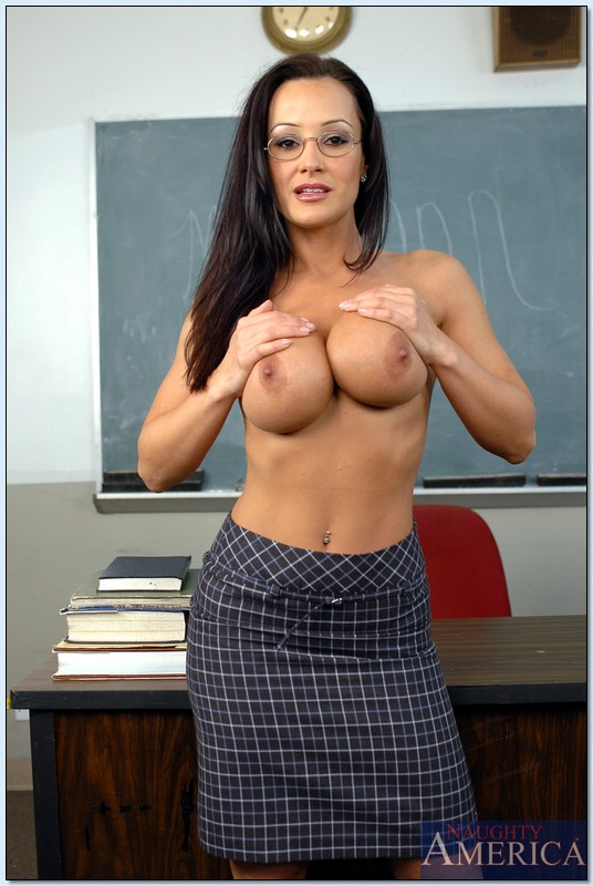 Lisa ann school teacher nude something is