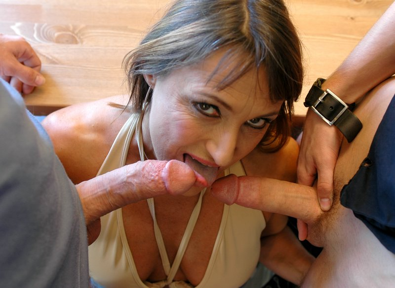 Mature wife needs cocks are not