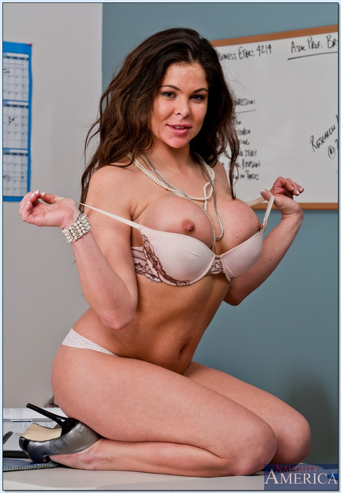 Nude teacher milf