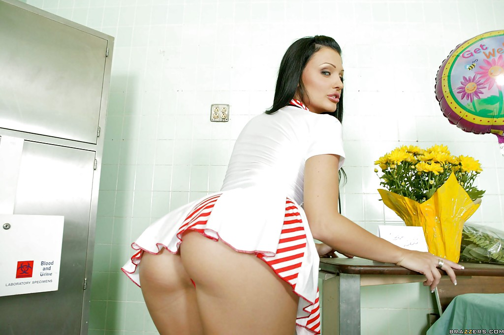 Have Aletta ocean nurse that