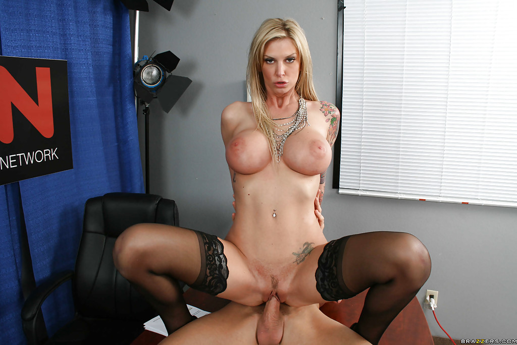 Naughty Office Brooke Banner And Johnny Sins