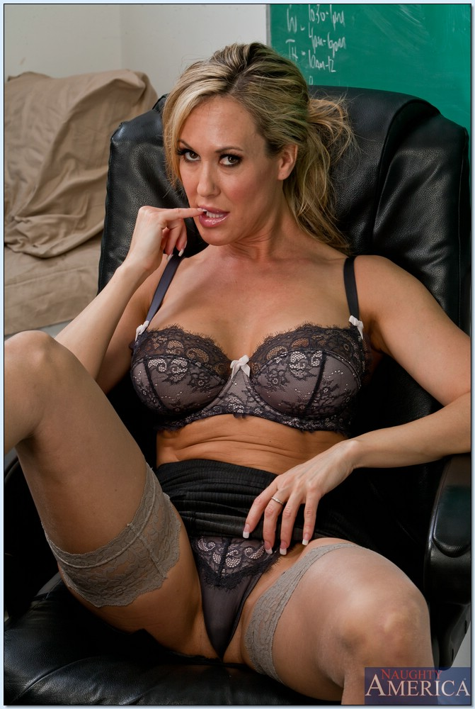 Sexy teacher brandi love loves cock 3