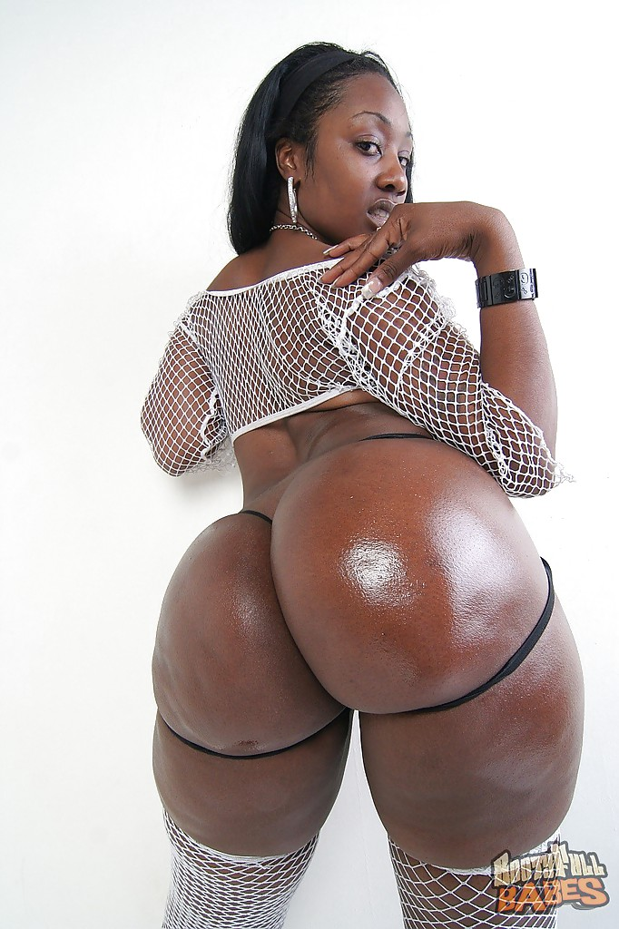 Lusty Ebony Honey On Top