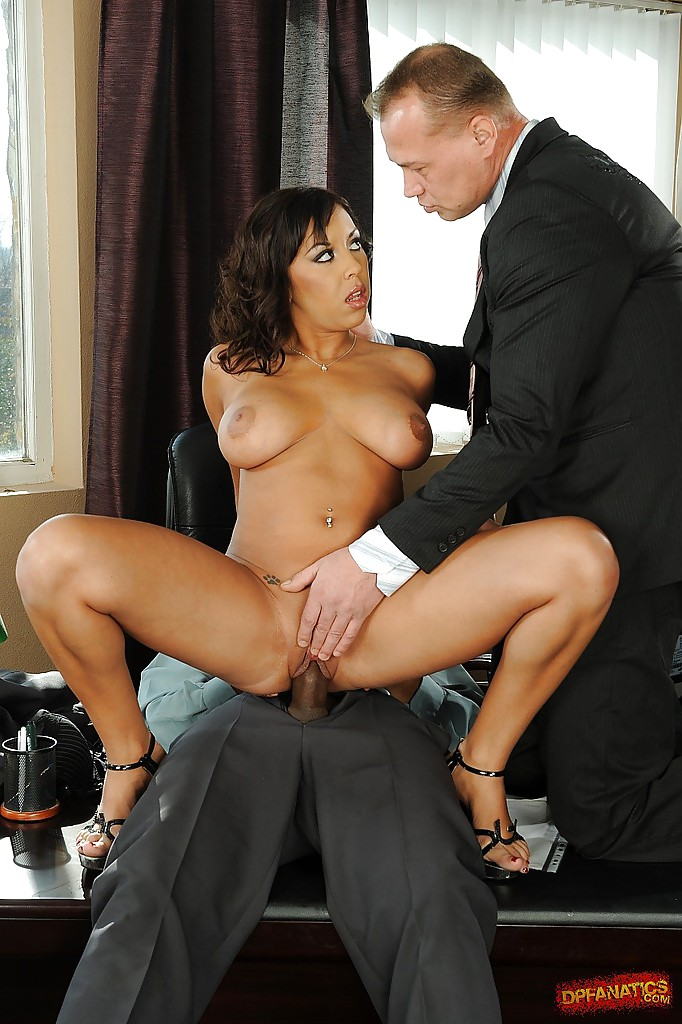 Busty milf gives handjob for stranger 7