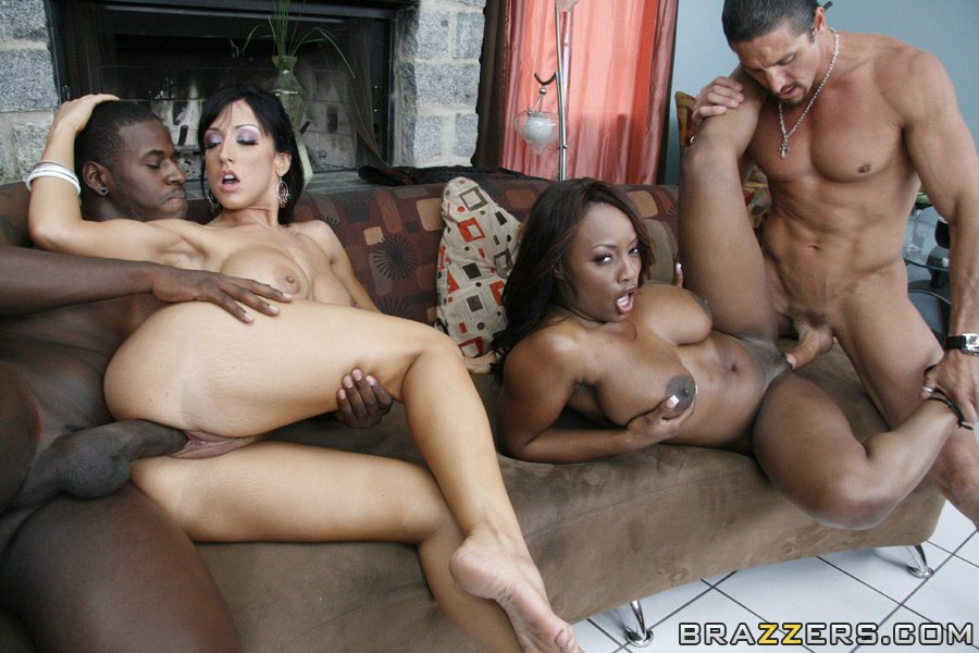 Slutty Milf Wives Ricki White And Jada Fire Into -4144