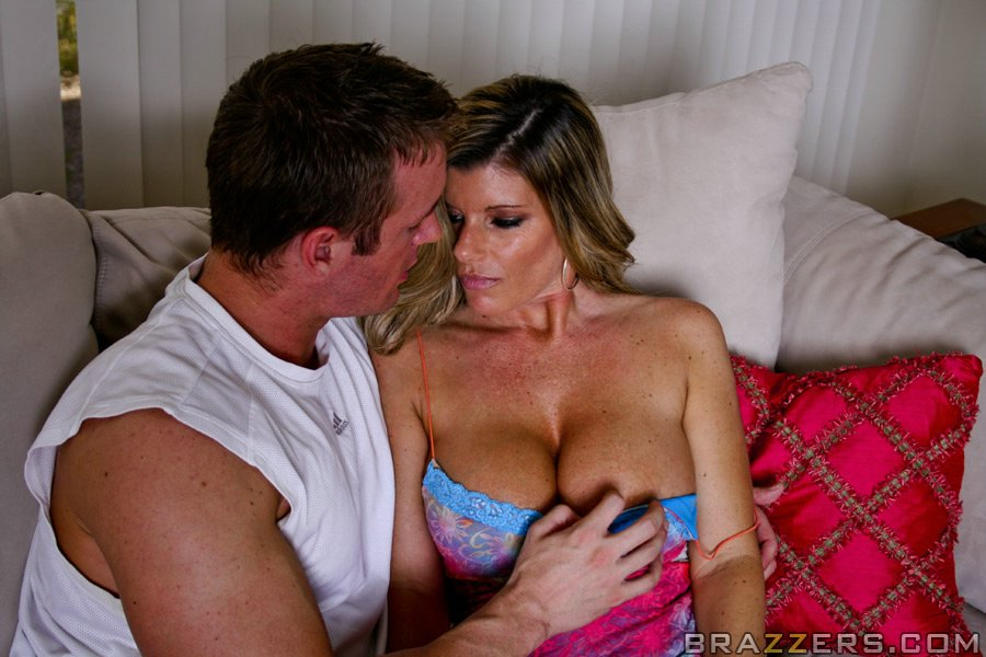 The Kristal summers big tits apologise