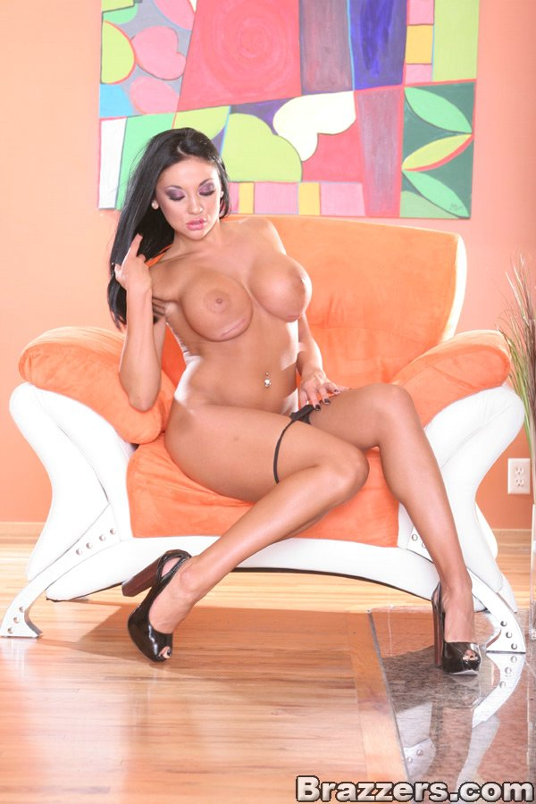 from Chris audrey bitoni in high heels