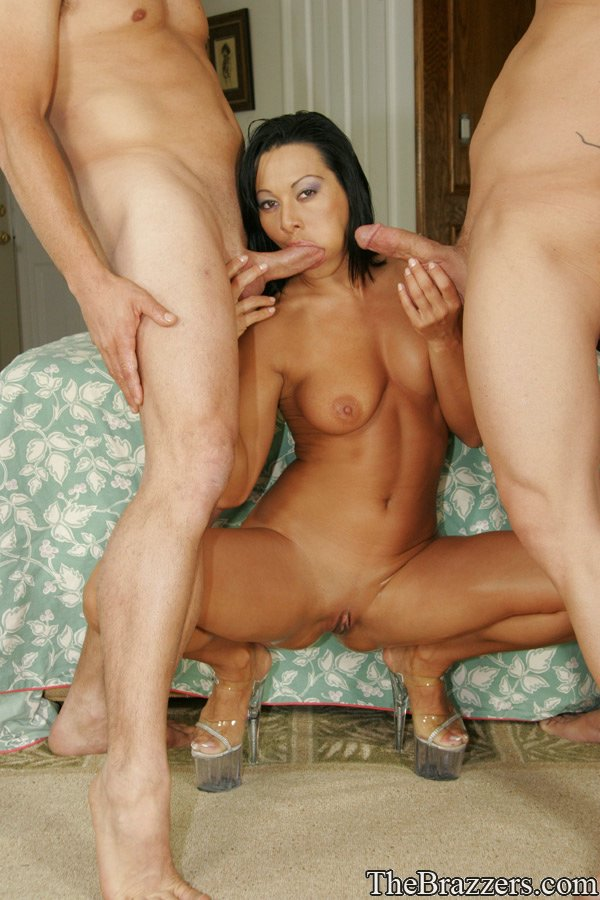 penetration double Sandra romain
