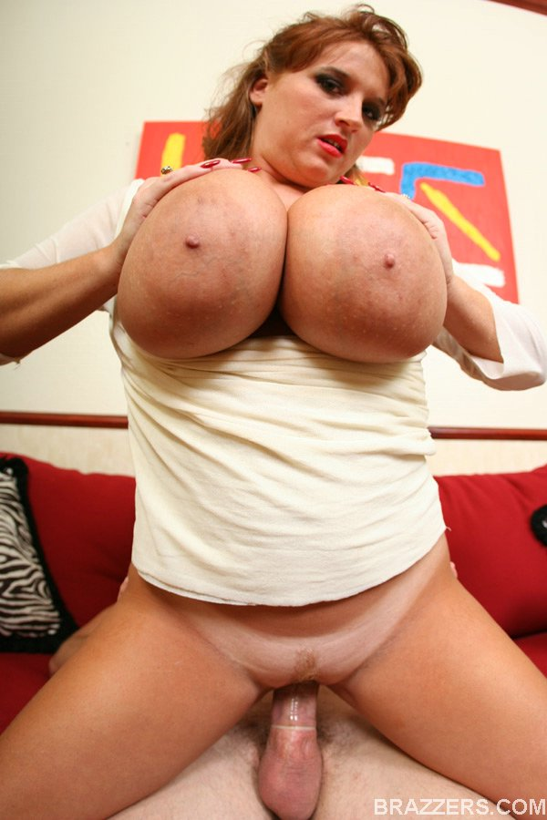 Milf with huge tits hardcore sex