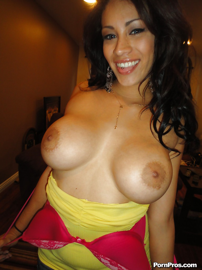 Mexican with big boobs