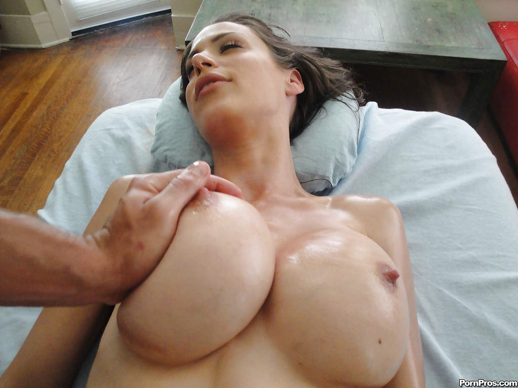 naked massage milf