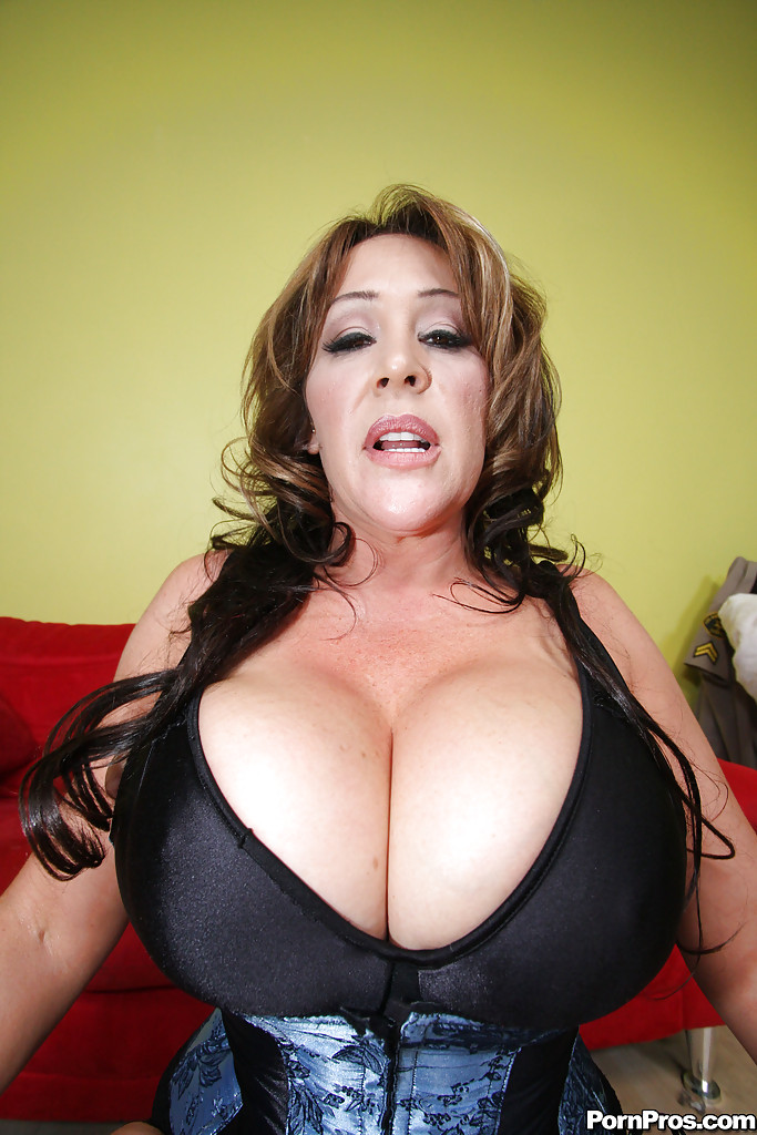 Big Busty Mommy