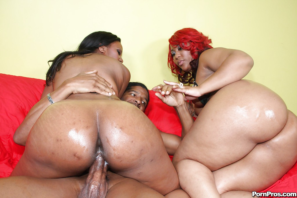 big booty black girls having sex