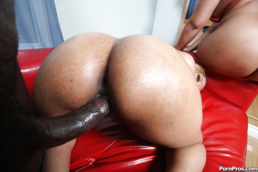 Biggest black asses in porn