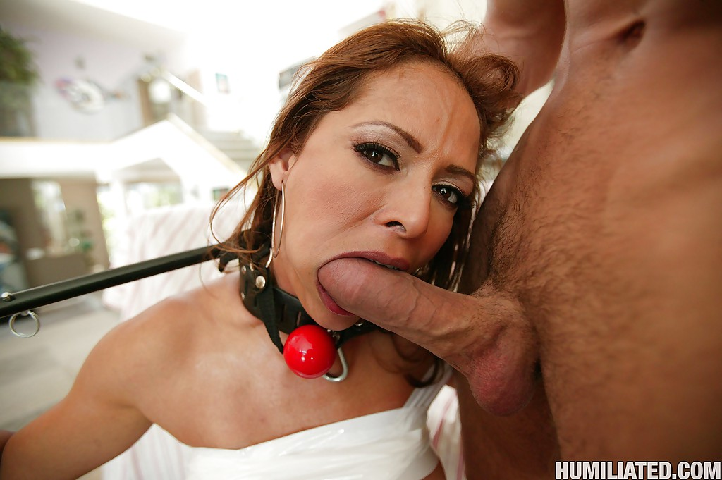 Latina tied up and fucked multiple — 1