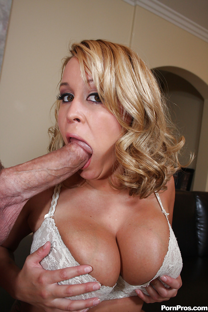 LETA: Brandy taylor blowjob