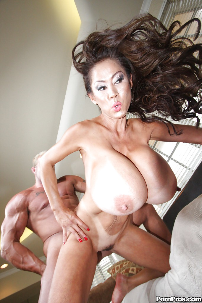 image Big titty asian milf gets fucked