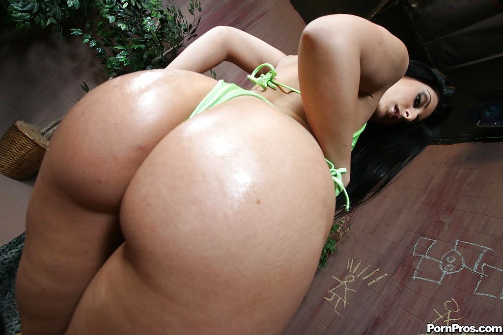 Amazing big booty latin babe karlota sweet 9