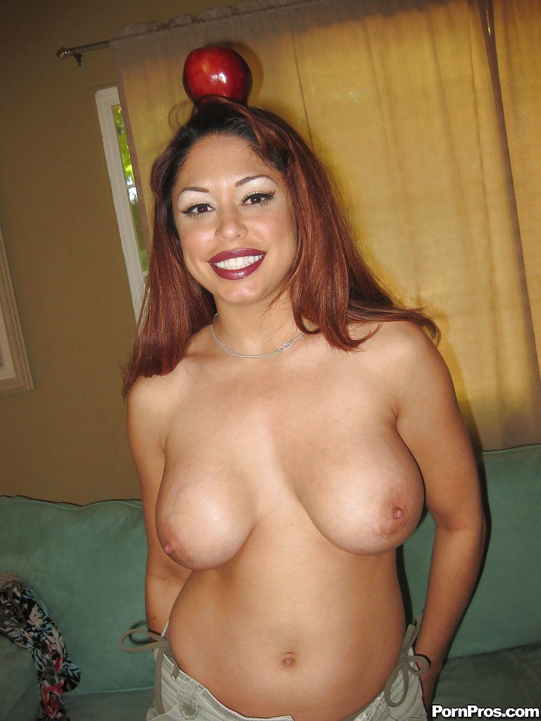 Not babe latina milf with you