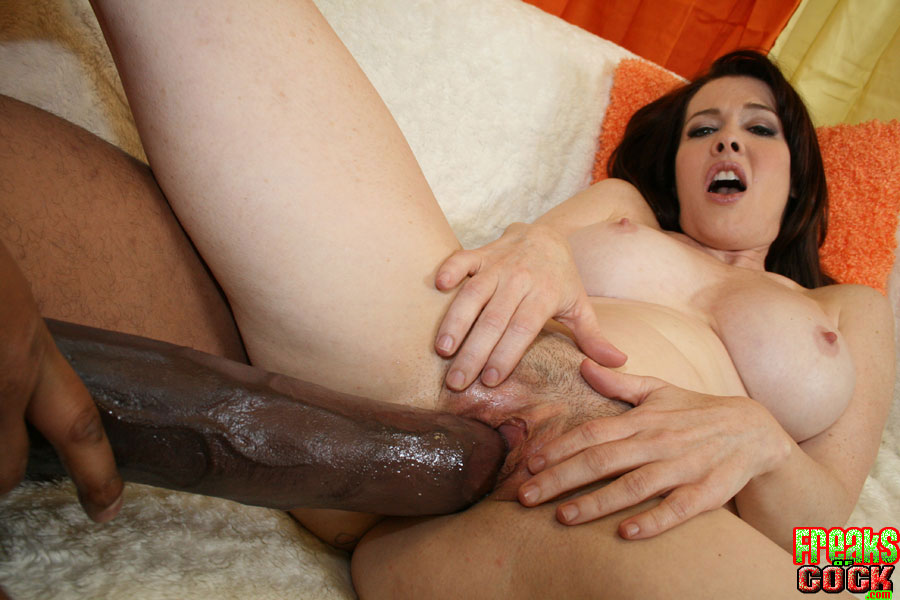 Milfs fucking monster cocks