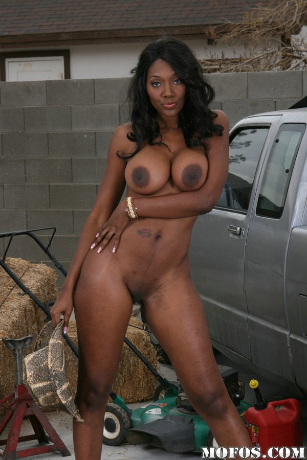 White milf young black guys