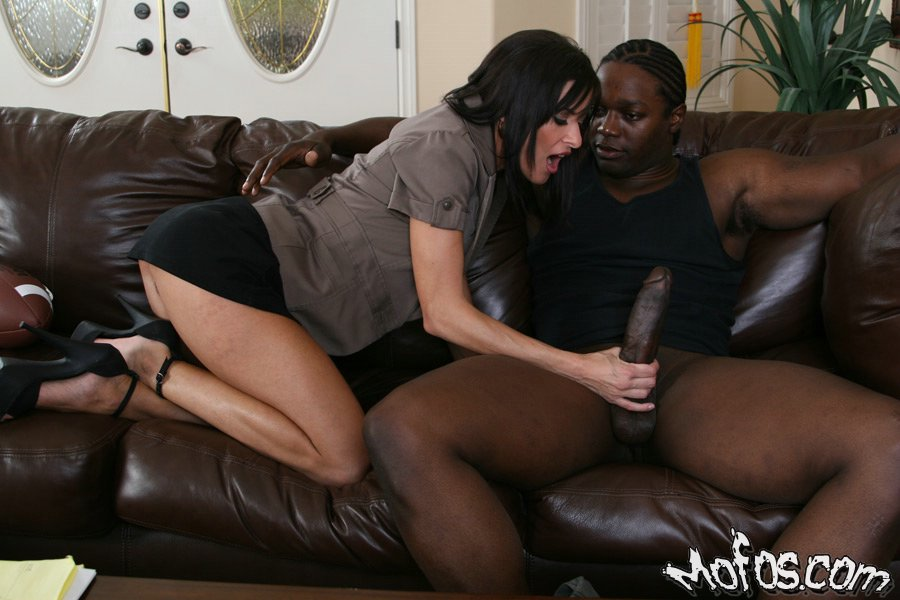 Reality Interracial Porn