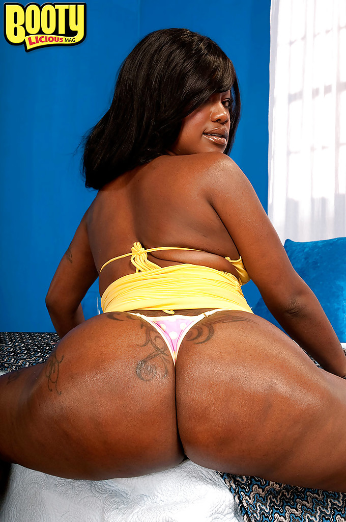 Diamond mason big ass