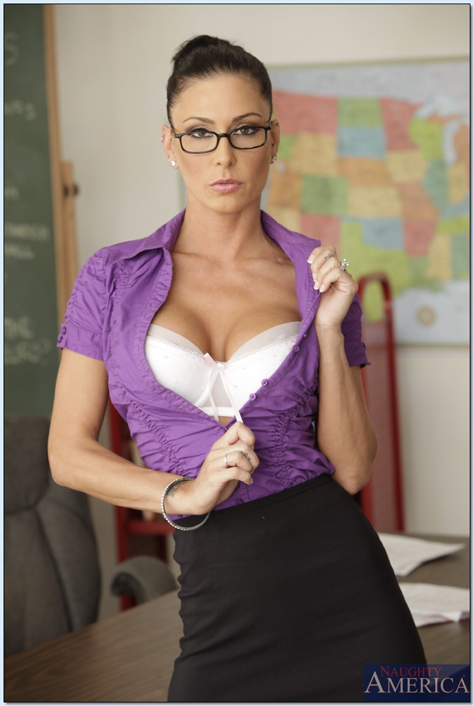 from Desmond sexy a sultry new teacher