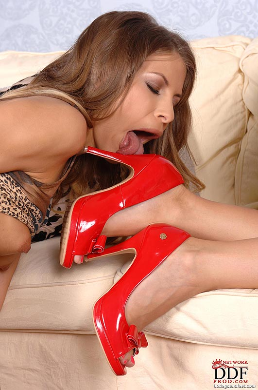 Lingerie High Heels Amateur